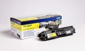Tonner TN-326Y für Brother Geräte