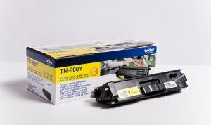 Tonner TN-900Y für Brother Geräte