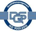 Zertifizierung unseres Qualitätsmanagements nach der neuen Norm der DIN EN ISO 9001:2015 - Alternativtoner