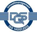 Zertifizierung unseres Umweltmanagements nach der neuen Norm DIN EN ISO 14001:2015